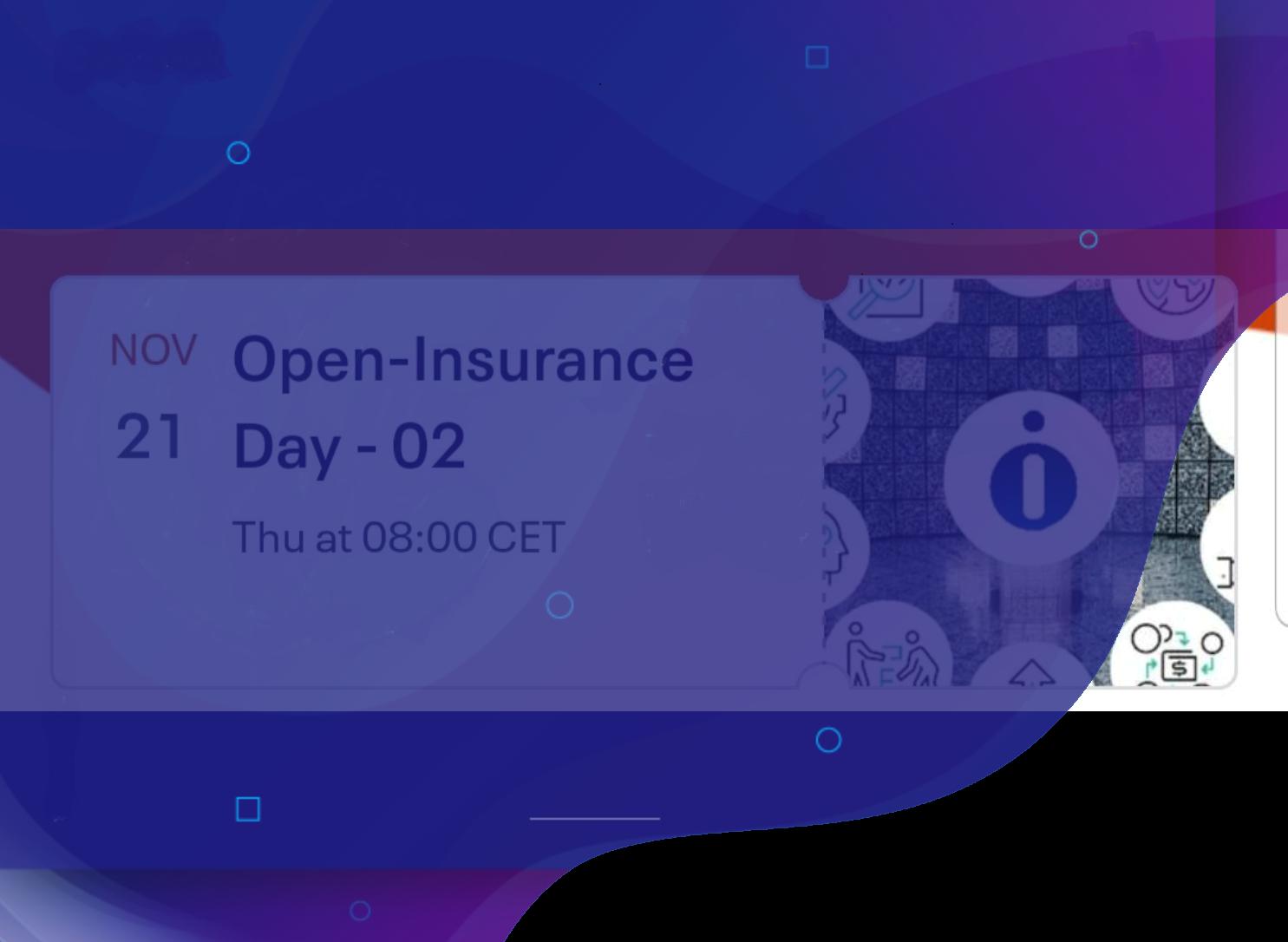 Open Insurance Day