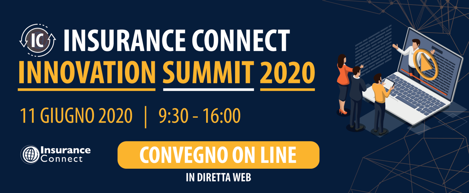 Insurance connect Innovation summit June 2020