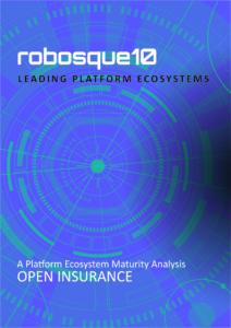 Insurance Ecosystem Maturity Ananlysis