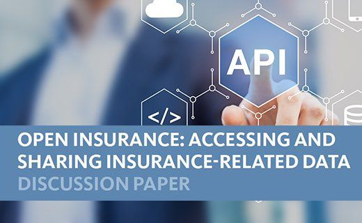 EIOPA consults on Open Insurance