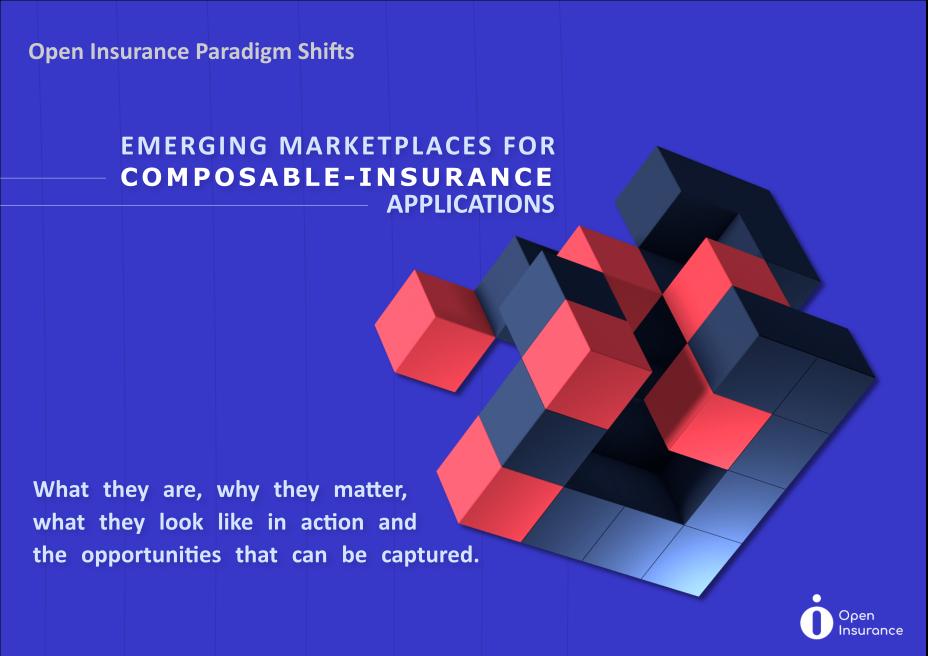 Composable-Insurance Marketplaces